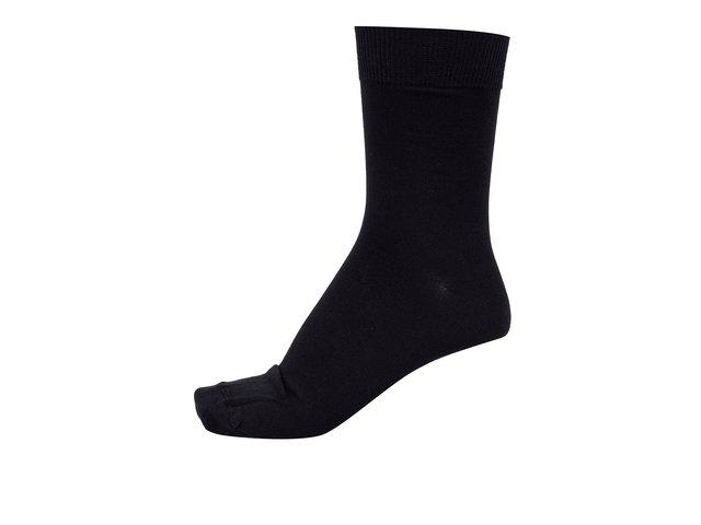 Černé bambusové ponožky Bambutik Classic