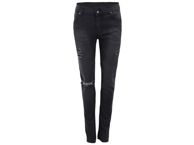 Černé dámské strečové džíny Cheap Monday Tight