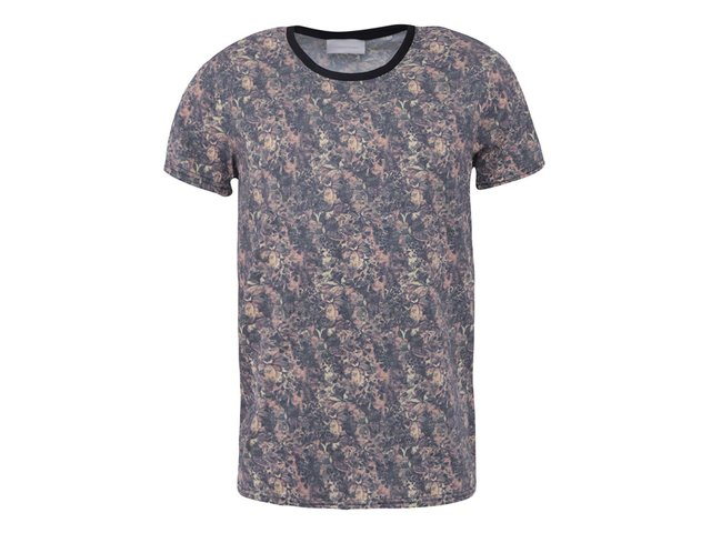 Vzorované triko Tailored by Solid Kingsbridge