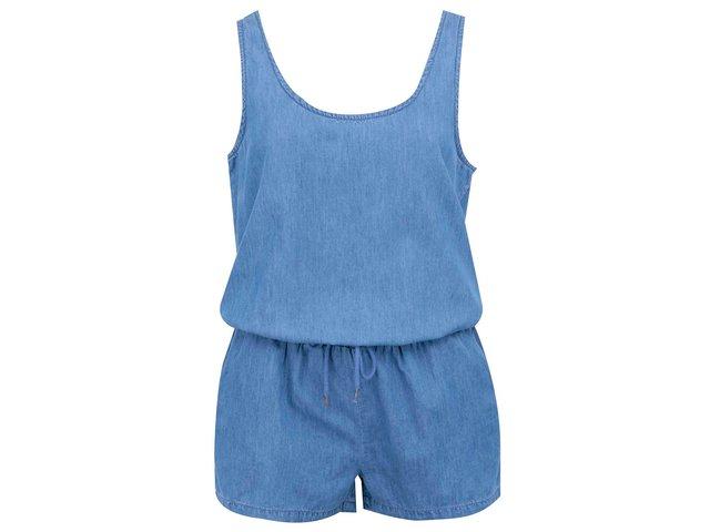 Modrý denimový overal Vero Moda Just Easy