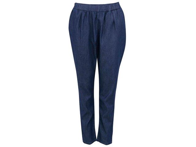 Tmavě modré denimové kalhoty Vero Moda Just Easy