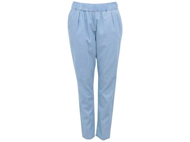 Světle modré denimové kalhoty Vero Moda Just Easy