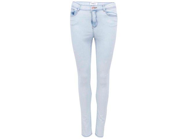 Světle modré skinny džíny Vero Moda Wonder