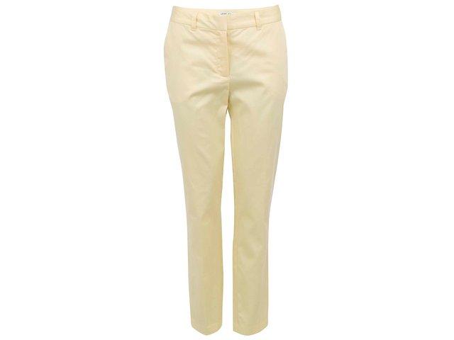 Žluté kalhoty Vero Moda Globe
