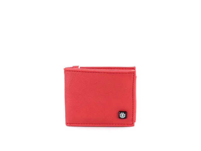 Červená pánská peněženka Element Segur