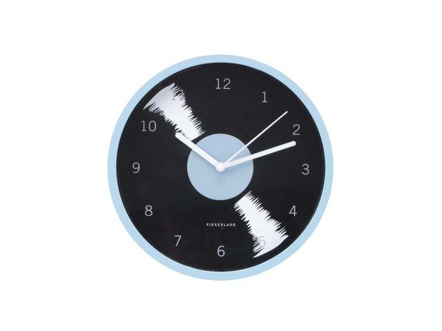 Nástěnné hodiny Kikkerland Record