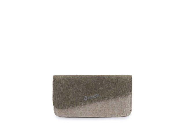 Khaki peněženka Bench Broadfield