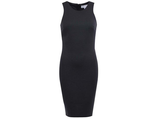 Černé elegantní šaty Paper Dolls