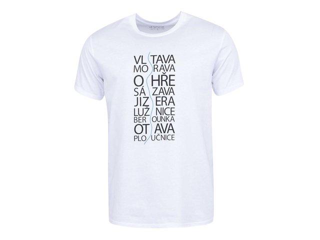 Bílé pánské triko ZOOT Originál Řeky