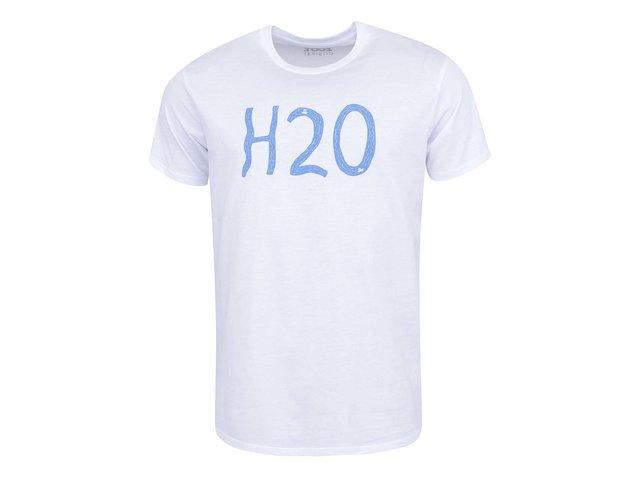 Bílé pánské triko ZOOT Originál H20
