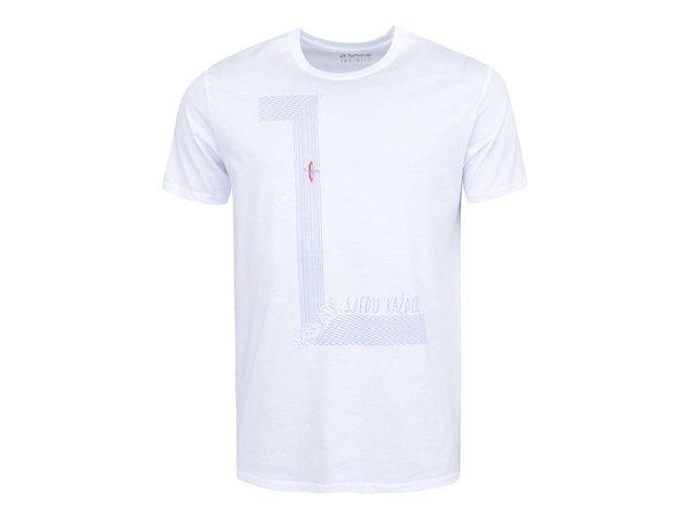 Bílé pánské triko ZOOT Originál Sjedu každou