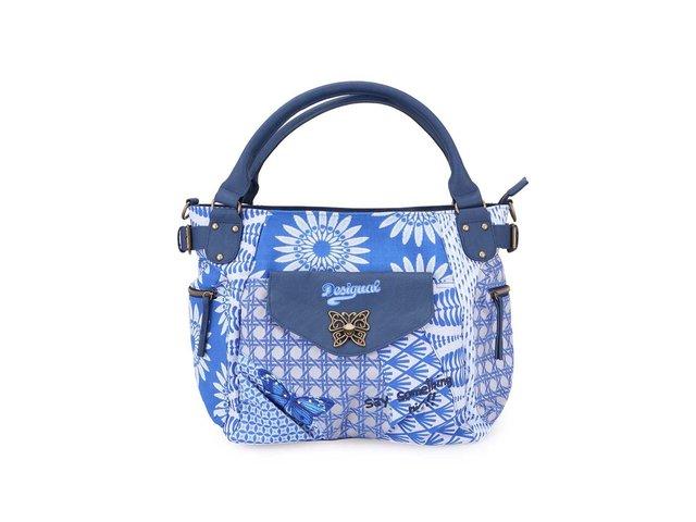 Modrá kabelka Desigual McBee