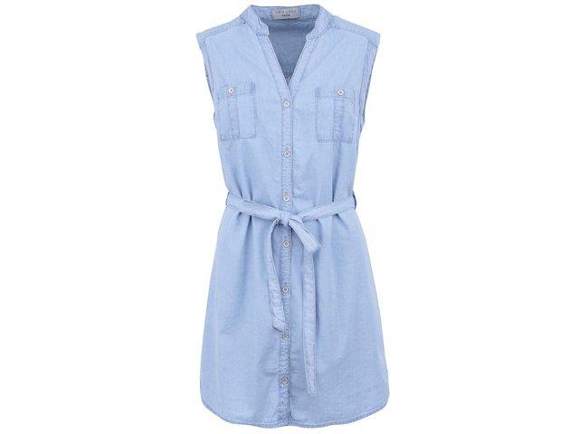 Modré džínové šaty New Look