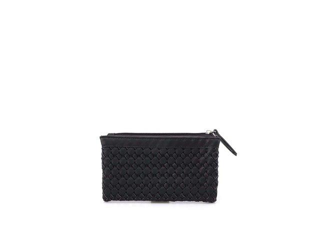Černá peněženka Pieces Nida