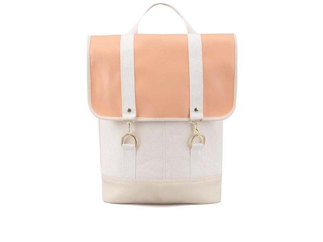 Meruňkový hranatý batoh ZOOT Lokál