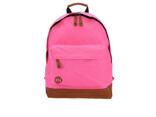 Růžový dámský batoh Mi-Pac Classic