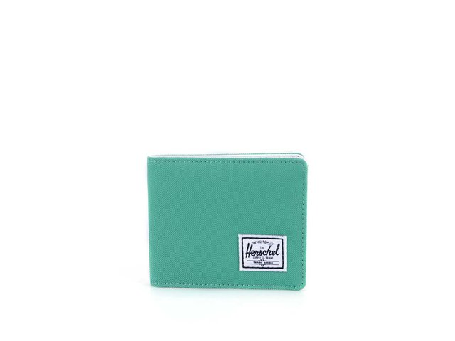 Zelená peněženka Herschel Hank