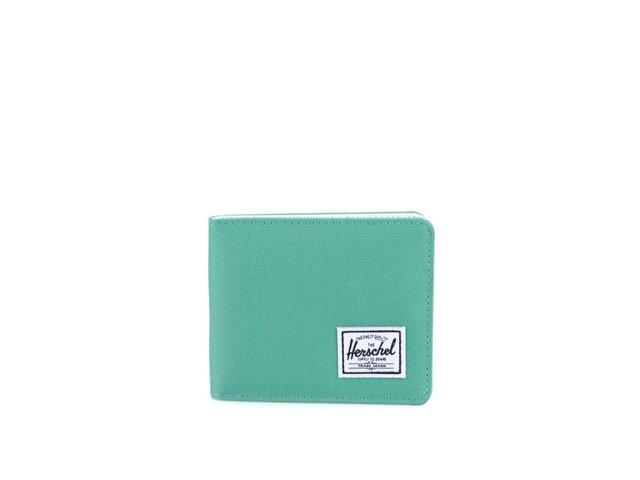 Zelená peněženka Herschel Hank Plus