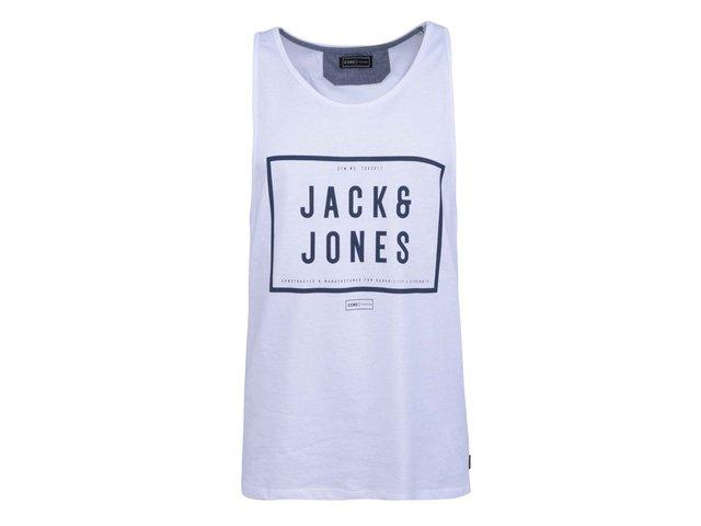 Bílé tílko Jack & Jones Fresh
