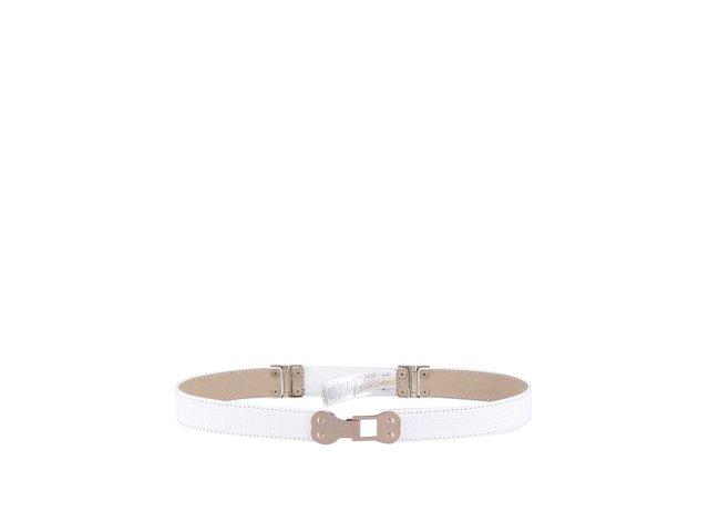 Bílý pásek Pieces Nanuq