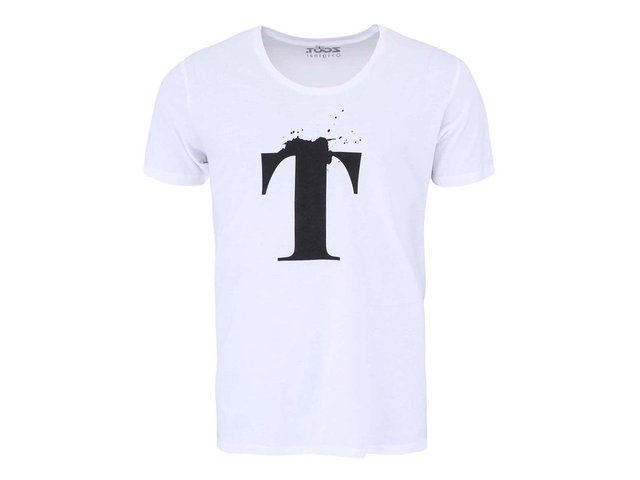 Bílé unisex tričko ZOOT Originál T