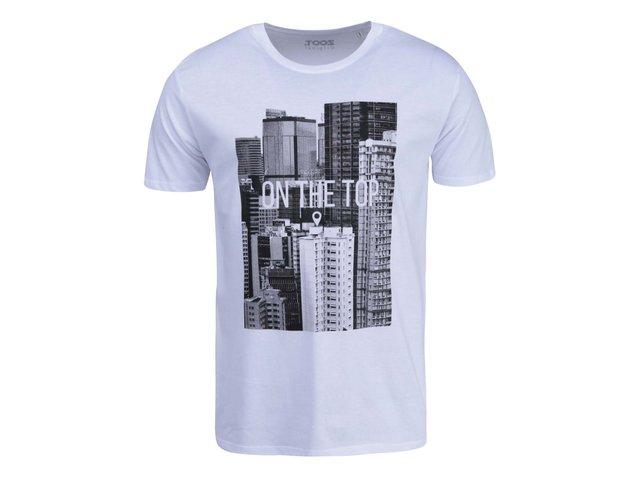 Bílé pánské triko ZOOT Originál On the Top
