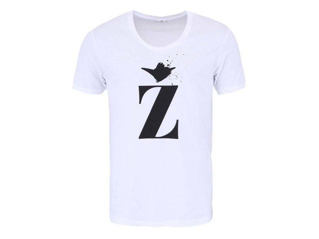 Bílé unisex tričko ZOOT Originál Ž