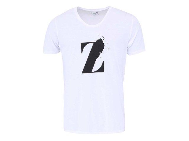 Bílé unisex tričko ZOOT Originál Z