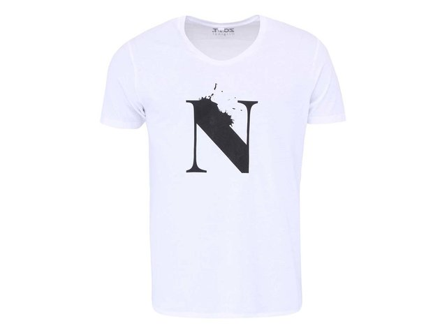 Bílé unisex tričko ZOOT Originál N