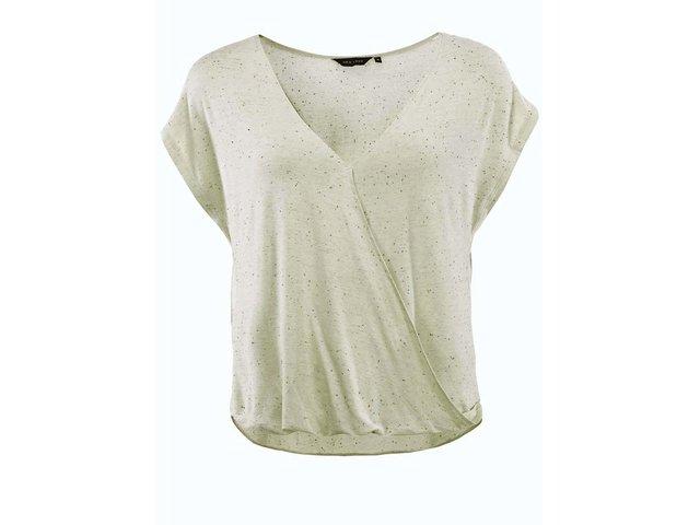 Béžové melírované tričko New Look Comet