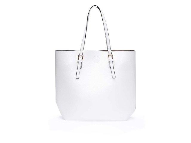 Bílá kabelka 2v1 Kris-Ana