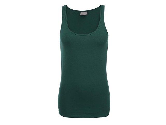 Zelené tílko Vero Moda Maxi My