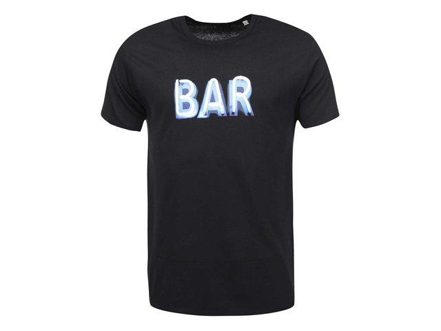 Černé pánské triko ZOOT Originál Bar