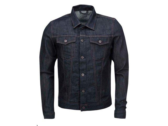Tmavě modrá pánská džínová bunda Pepe Jeans Boxter