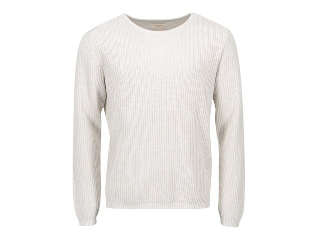 Krémový svetr Selected Keen