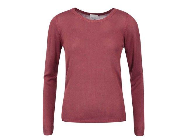 Červený lehký svetr Vero Moda Flavia
