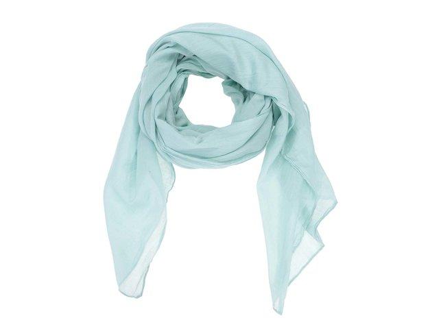 Světle modrý šátek Pieces Richa