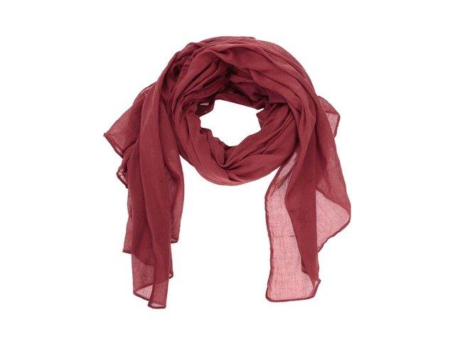 Červený šátek Pieces Richa