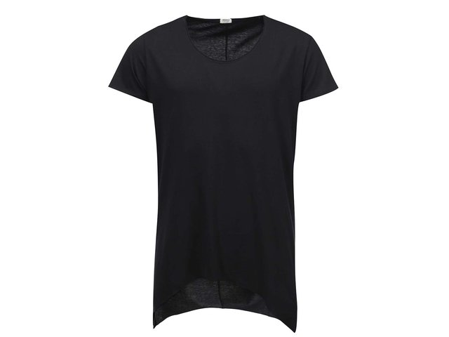 Černé dlouhé triko Jack & Jones Grifin