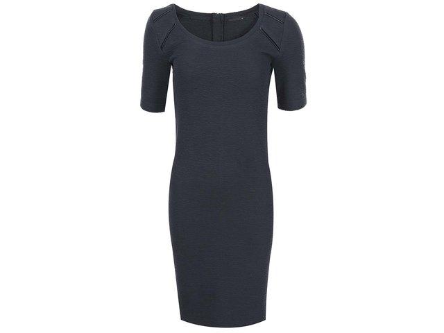 Tmavě modré šaty ONLY New Odessa