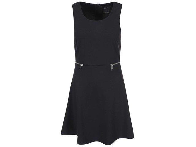 Černé krátké šaty ONLY Olivia