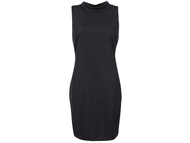 Černé pouzdrové šaty Vero Moda Bobby