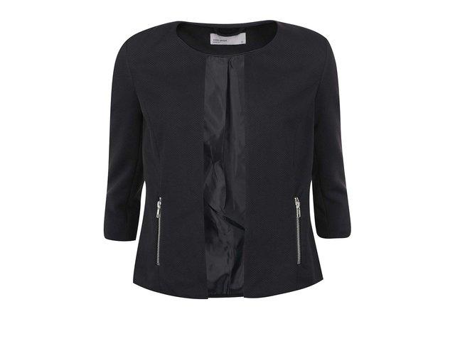 Černý blejzr Vero Moda Janni