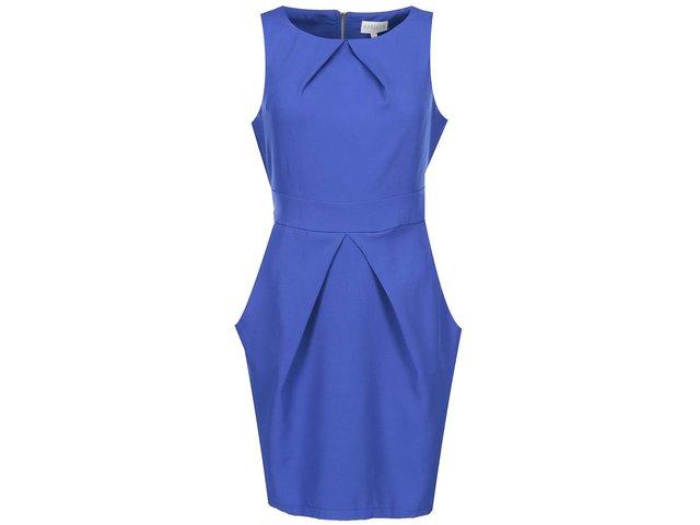 Modré pouzdrové šaty Apricot