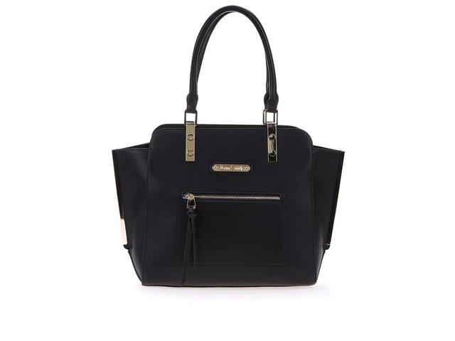 Černá velká kabelka Anna Smith