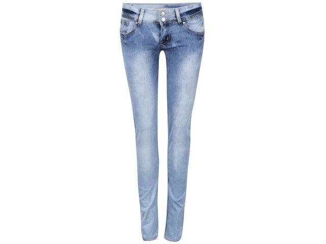 Světle modré džíny Haily´s Catty