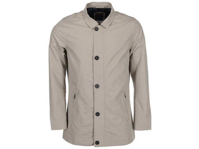 Béžový kratší kabát Casual Friday by Blend