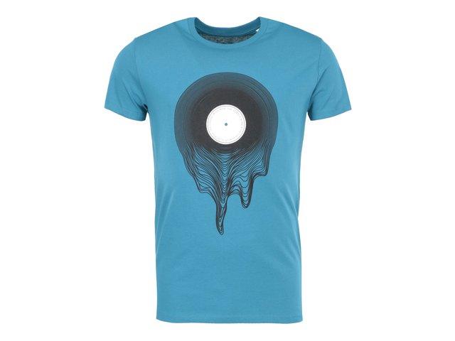 Modré pánské triko ZOOT Originál Deska
