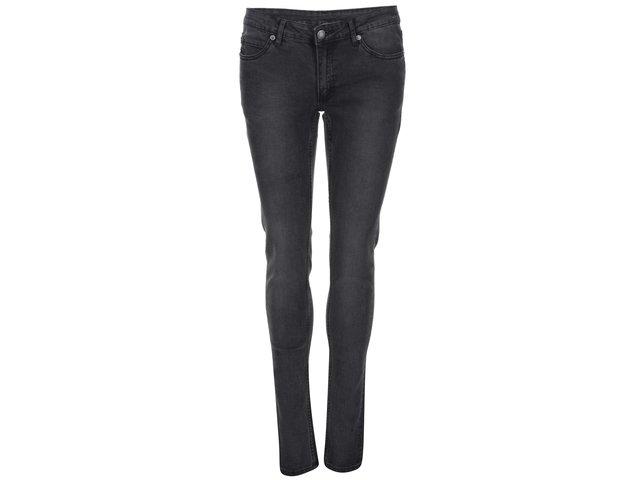 Černé dámské slim džíny Cheap Monday Slim