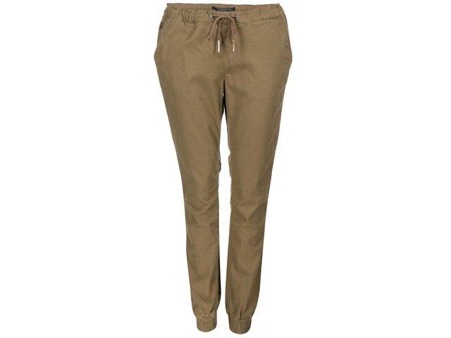 Khaki kalhoty ONLY Ruby